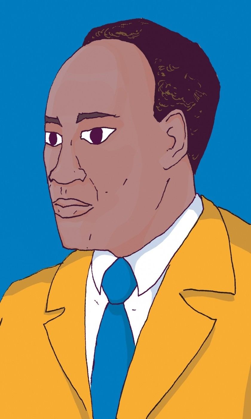 Kwame Nkrumah /
