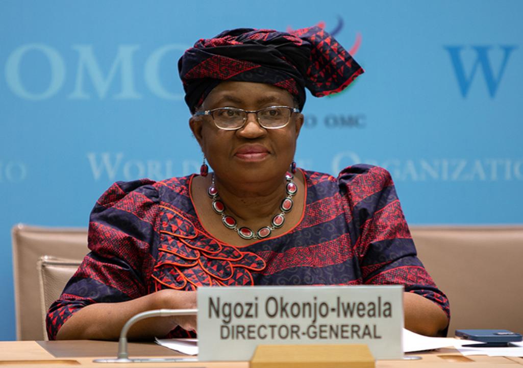 Ngozi Okonjo‑Iweala