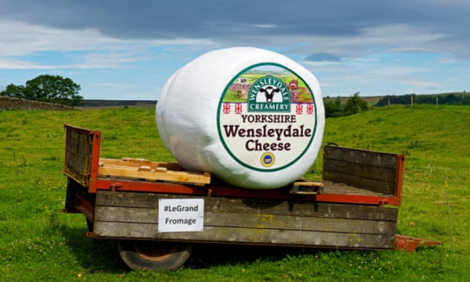 Cheesemaking byproducts from Wensleydale will be used to produce more than 10,000 MWh of energy a year.