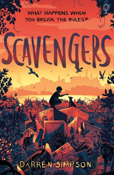 Darren Simpson: Scavengers