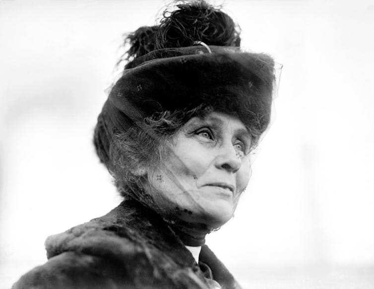 What would Emmeline Pankhurst have said?