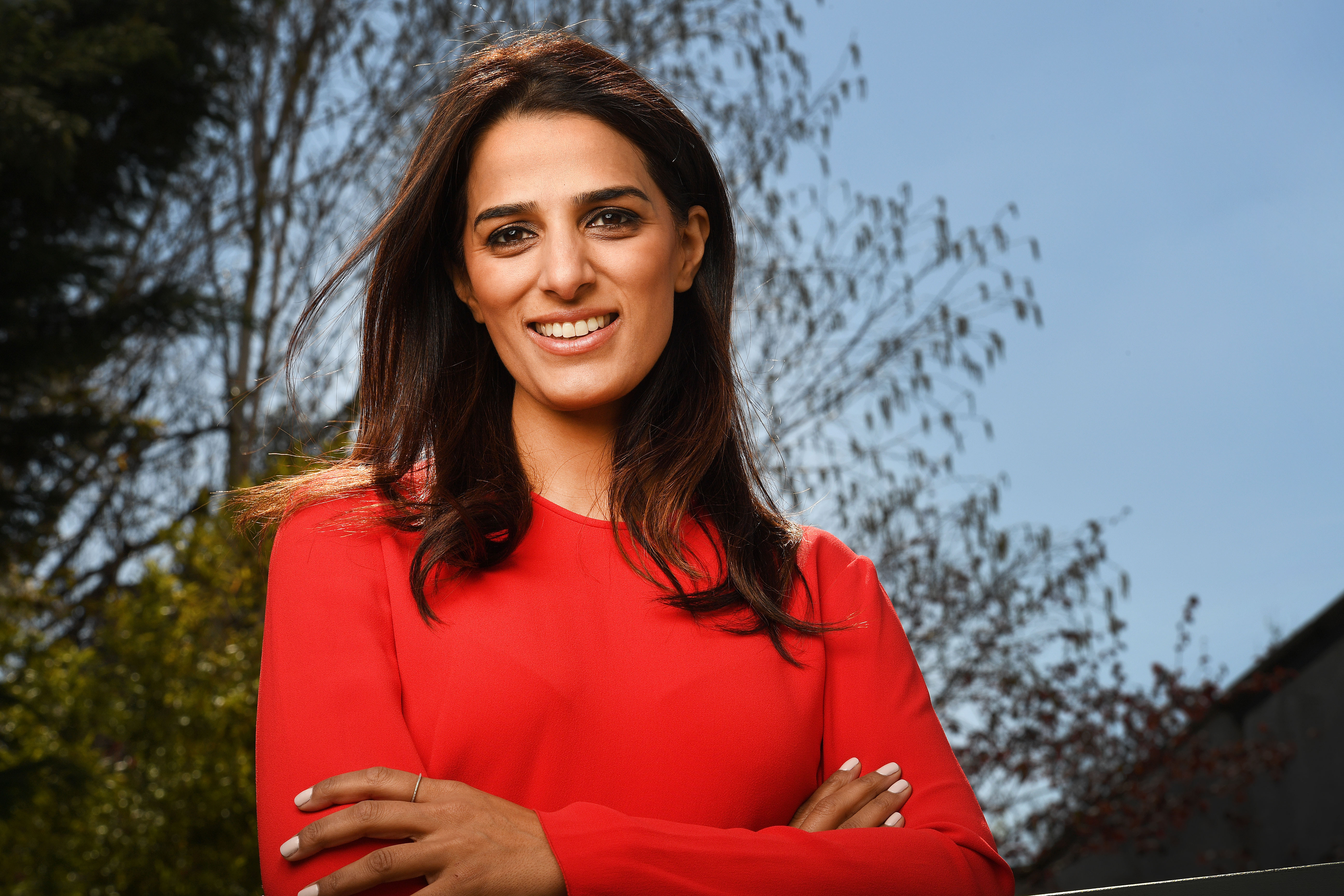 PRIYA LAKHANI IS CHIEF EXECUTIVE OF CENTURY TECH, A COMPANY DESIGNING AND TRIALING ED TECH SOFTWARE THAT IMPROVES TEACHERS WORKFLOW AND UNDERSTANDING OF WHICH PUPILS NEED FURTHER HELP WITH THEIOR LEARNING.©RUSSELL SACH - 0771 882 6138