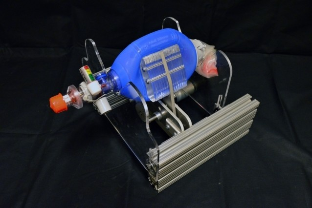 Coronavirus: A team from MIT is producing an open-source, low-cost ventilator design