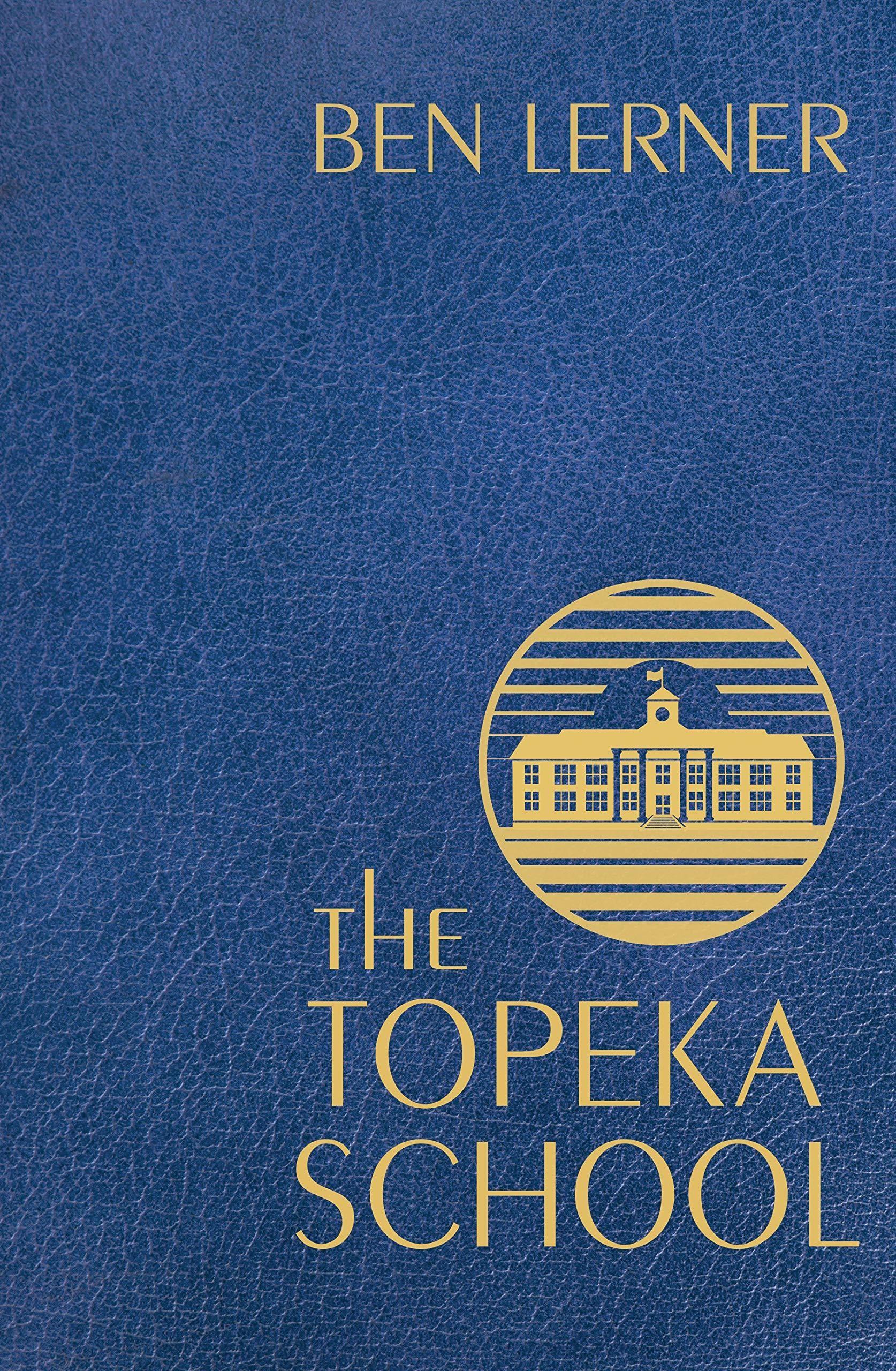 'The Topeka School' by Ben Lerner book literature novel reading barack obama