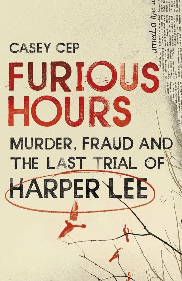 Murder Fraud The Last Trial of Harper Lee Casey Cep book literature Barack Obama