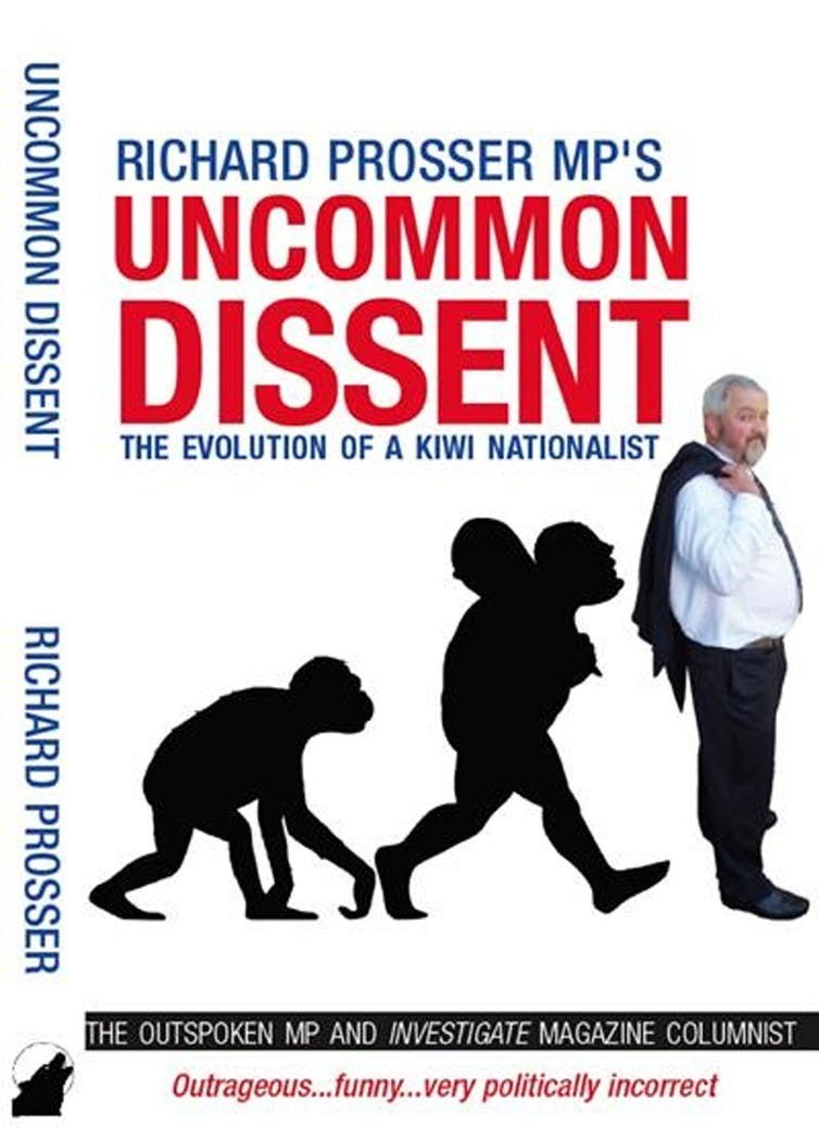 Book covers are just one place you might see a riff on this evolutionary march.