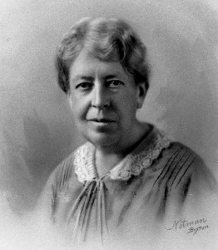 Mary Whiton Calkins, circa 1920s.