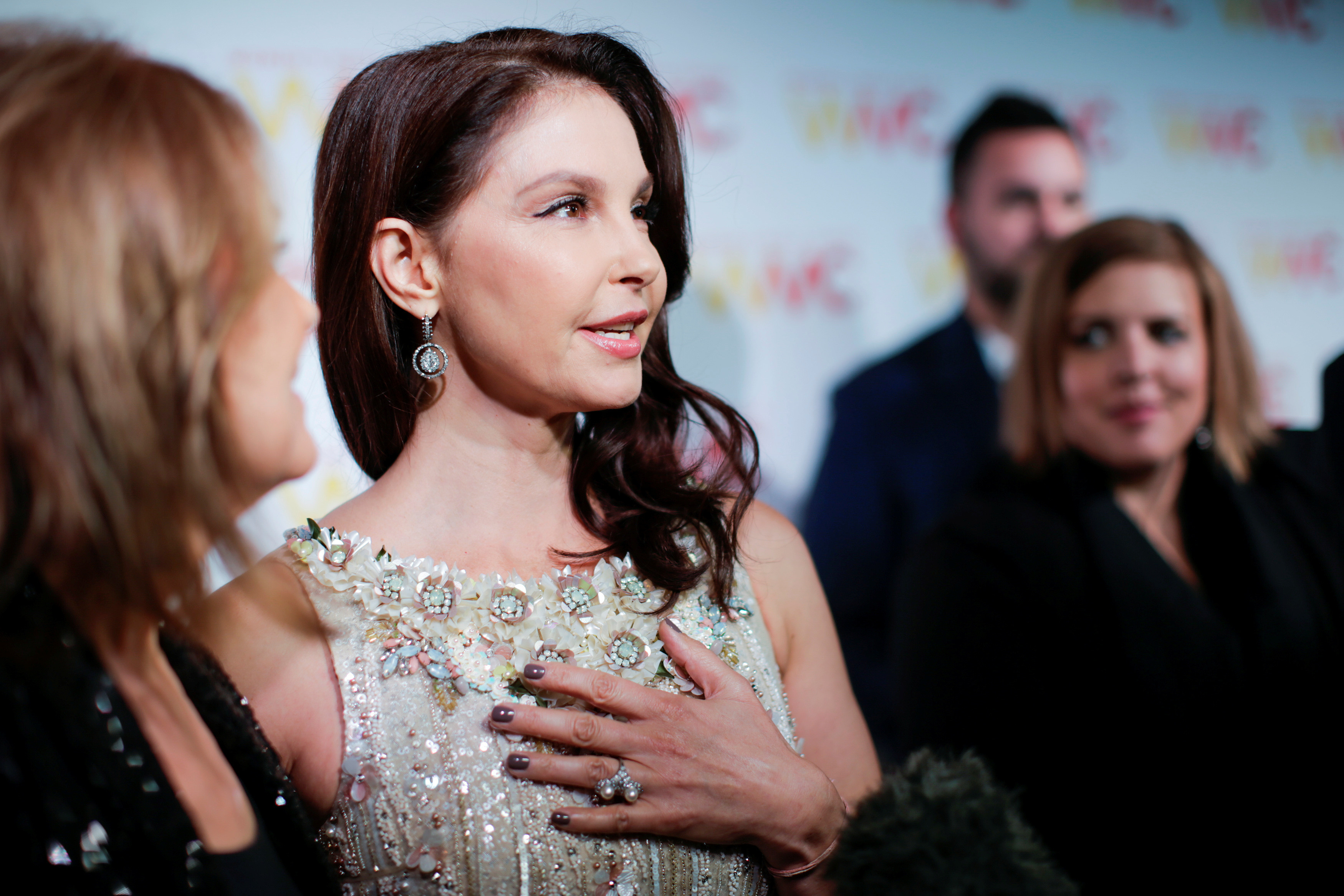 Ashley Judd was one of the first to accused the Hollywood mogul Harvey Weinstein of sexual harassment.