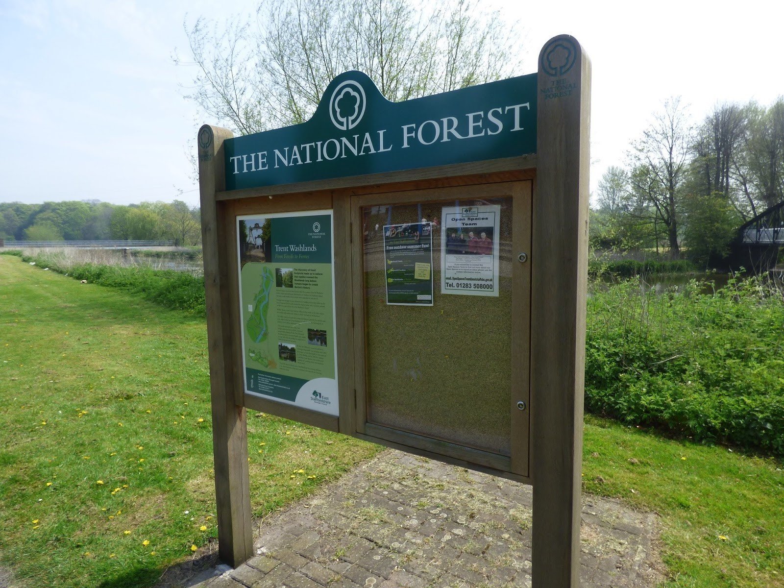 In Britain, the 8.9 million trees planted as part of the National Forest initiative have transformed what was once an industrial landscape.