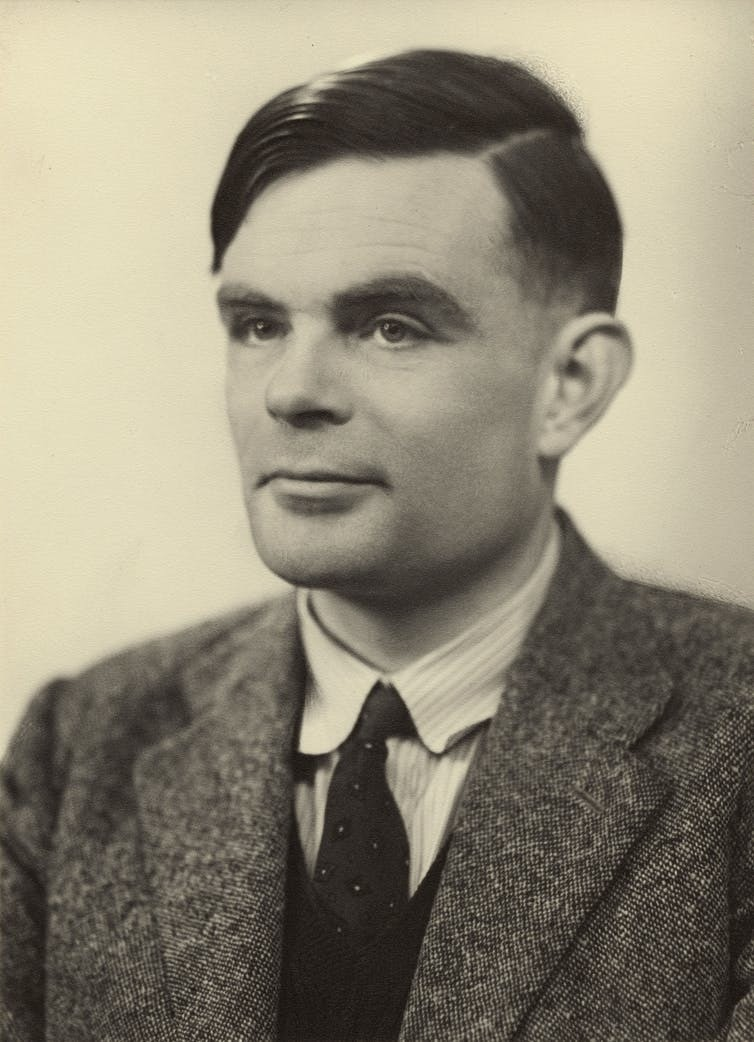 Alan Turing: also a victim of prejudice