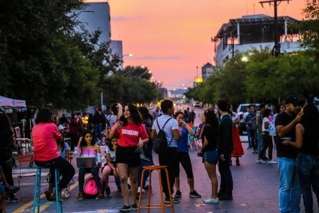 The DistritoTec project in Monterrey, Mexico is drawing people back to a denser, safer and livable inner city.