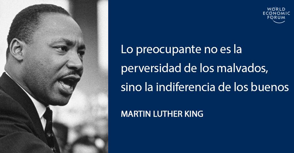 7 Citas De Martin Luther King Que Resuenan Hoy Foro