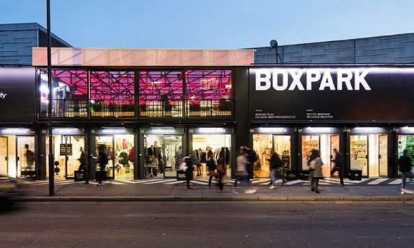 Boxpark opened its first site in Shoreditch in 2011.