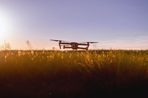 India has allowed commercial drones in order to improve agricultural practices