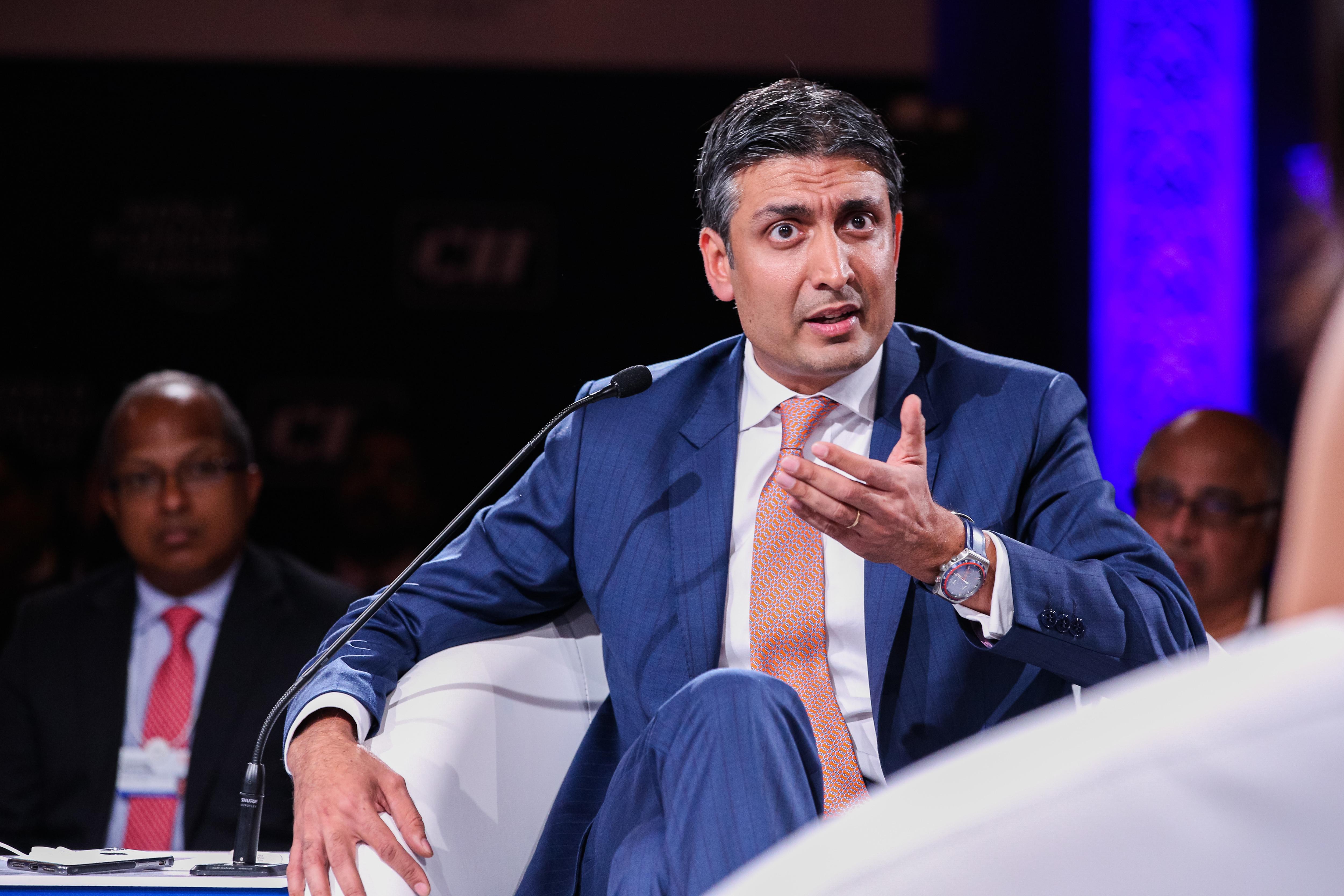 Rishad Premji, Chairman, Wipro, India