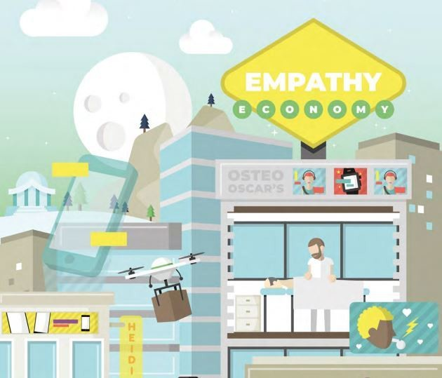Is an economy based on empathy the solution to all the world's problems?