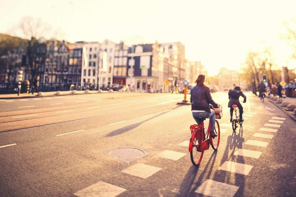 Certaines villes ont des infrastructures plus adaptées que d'autres à l'utilisation du vélo.