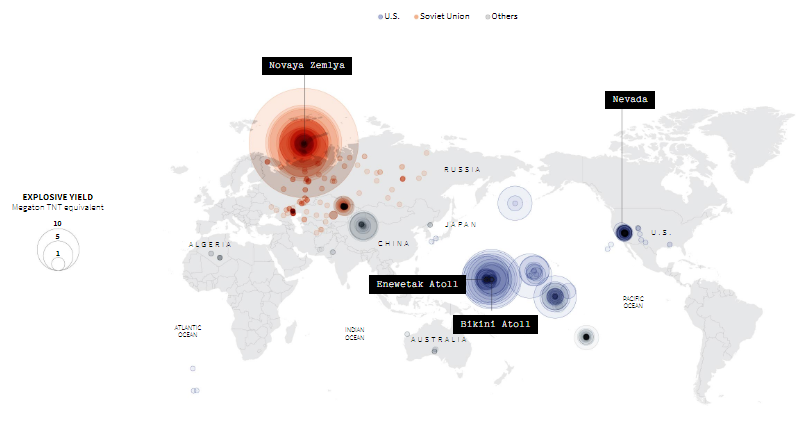 www.weforum.org: How today's nuclear weapons compare to those used in WWII