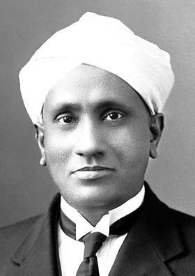 Sir Chandrasekhara Venkata Raman