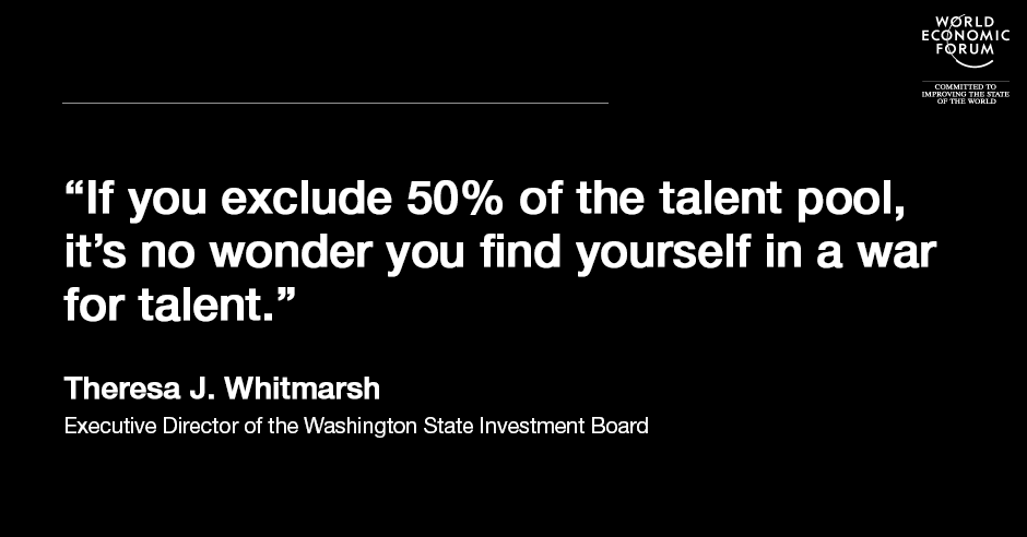 13 Quotes On Women And Work World Economic Forum
