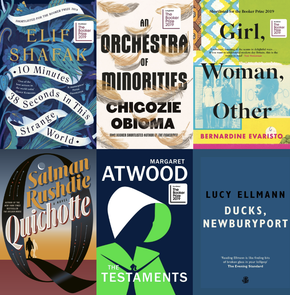 The Booker Prize 2019 shortlist has been announced   World