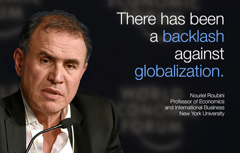 Nouriel Roubini on globalization