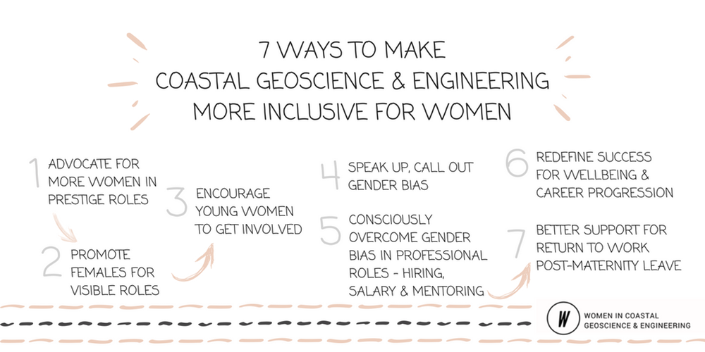 Ways to make science more inclusive for women.