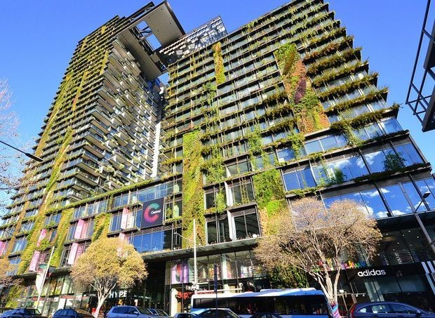 One Central Park in Chippendale