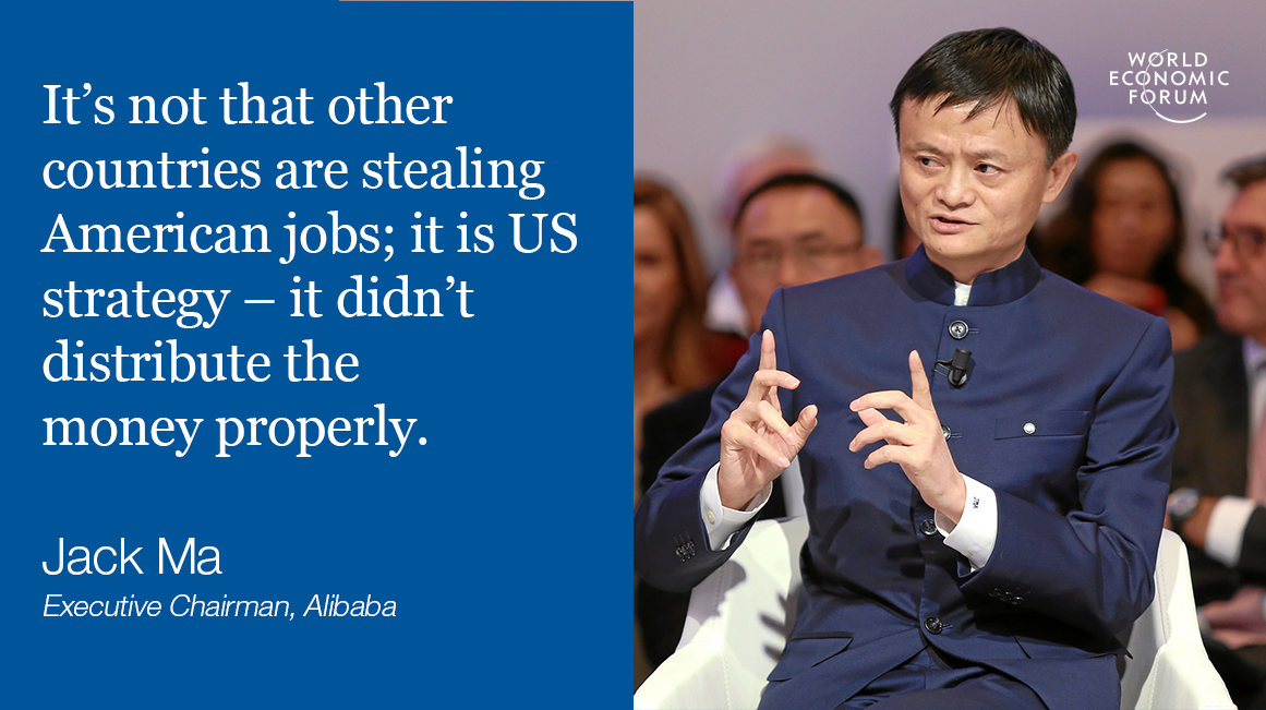 Jack Ma America Has Wasted Its Wealth World Economic Forum