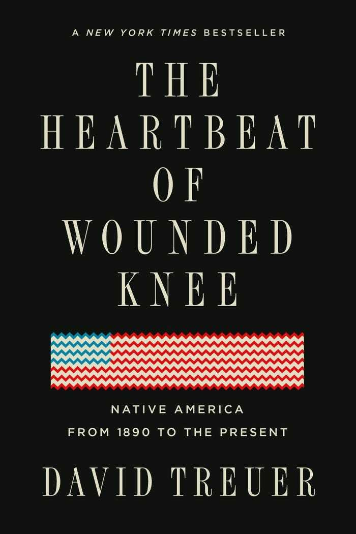 the heartbeat of wounded knee america david treuer Barack Obama