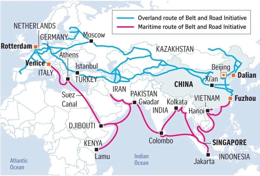Greening the Belt and Road is essential to our climate's future