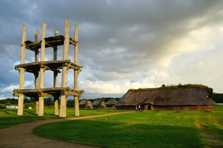Jomon prehistoric sites