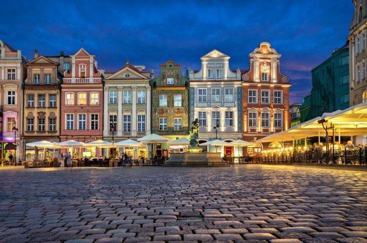 Poznan, Pologne