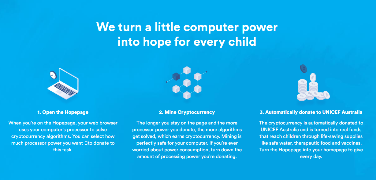 unicef is asking gamers to mine cryptocurrency for syrian children