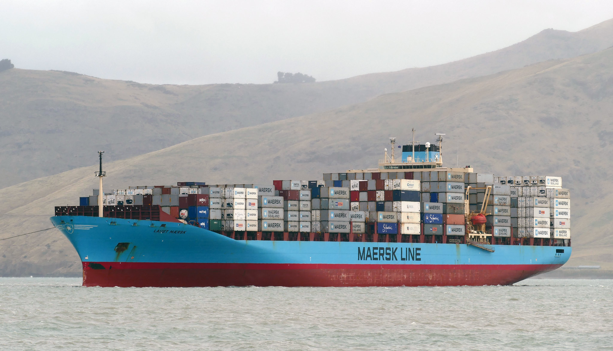 Maersk, the world's largest container ship company, pledged carbon neutrality by 2050.