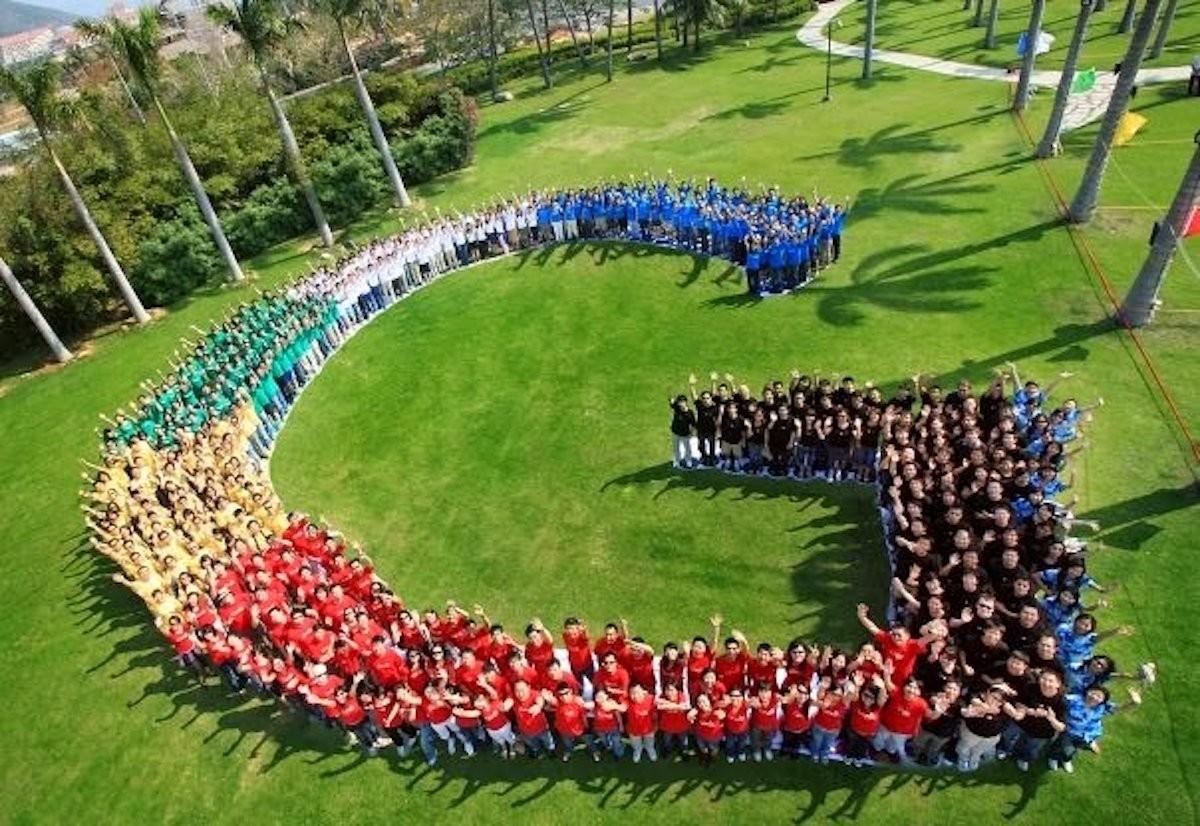 Google employees form a Google