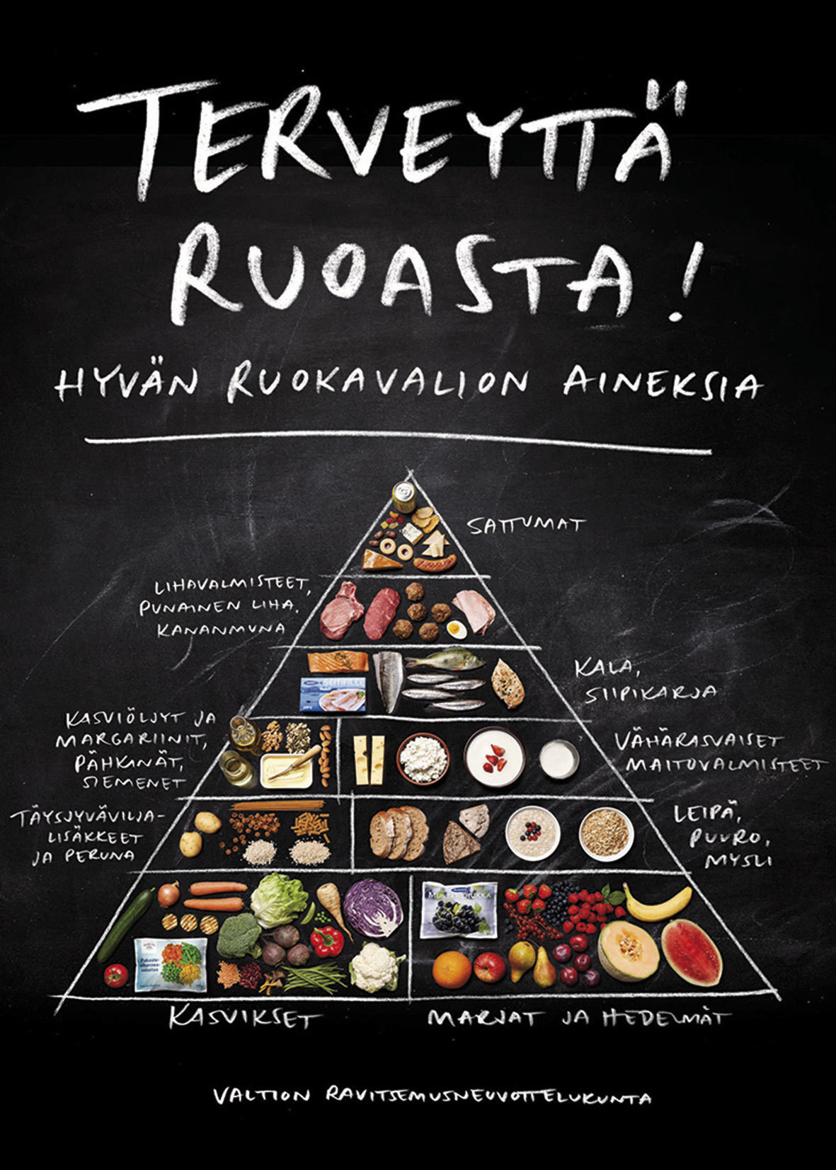 The Finnish guide to healthy eating