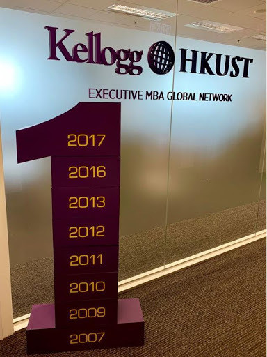 Kellogg/HSUT takes great pride in its ongoing success in the rankings