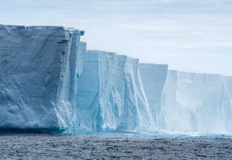 UAE and South Africa are looking into iceberg towing.