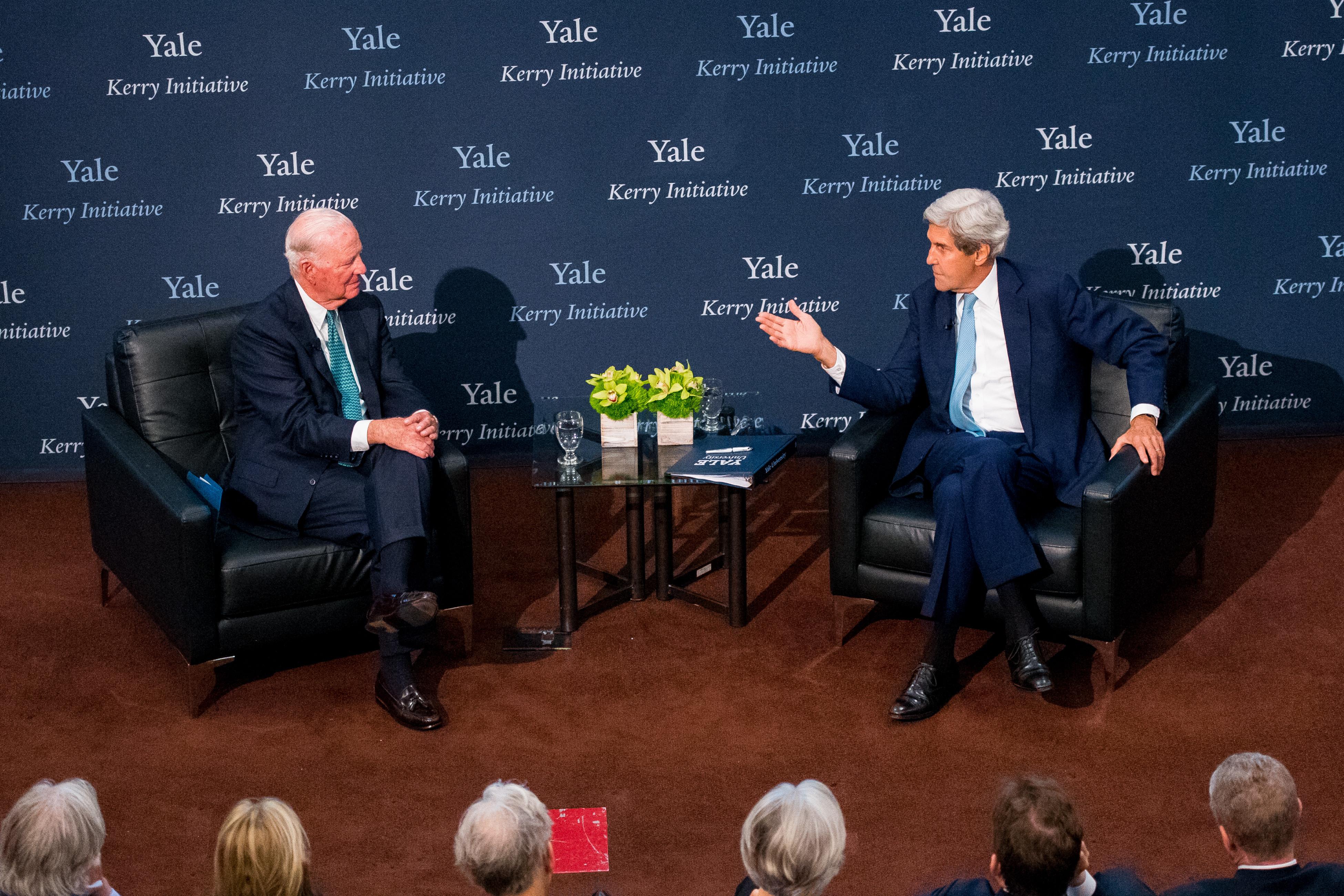 Yale University/ 9-19-2017/ Yale Climate Conference- Session 3