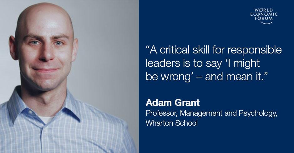 Adam Grant quote: