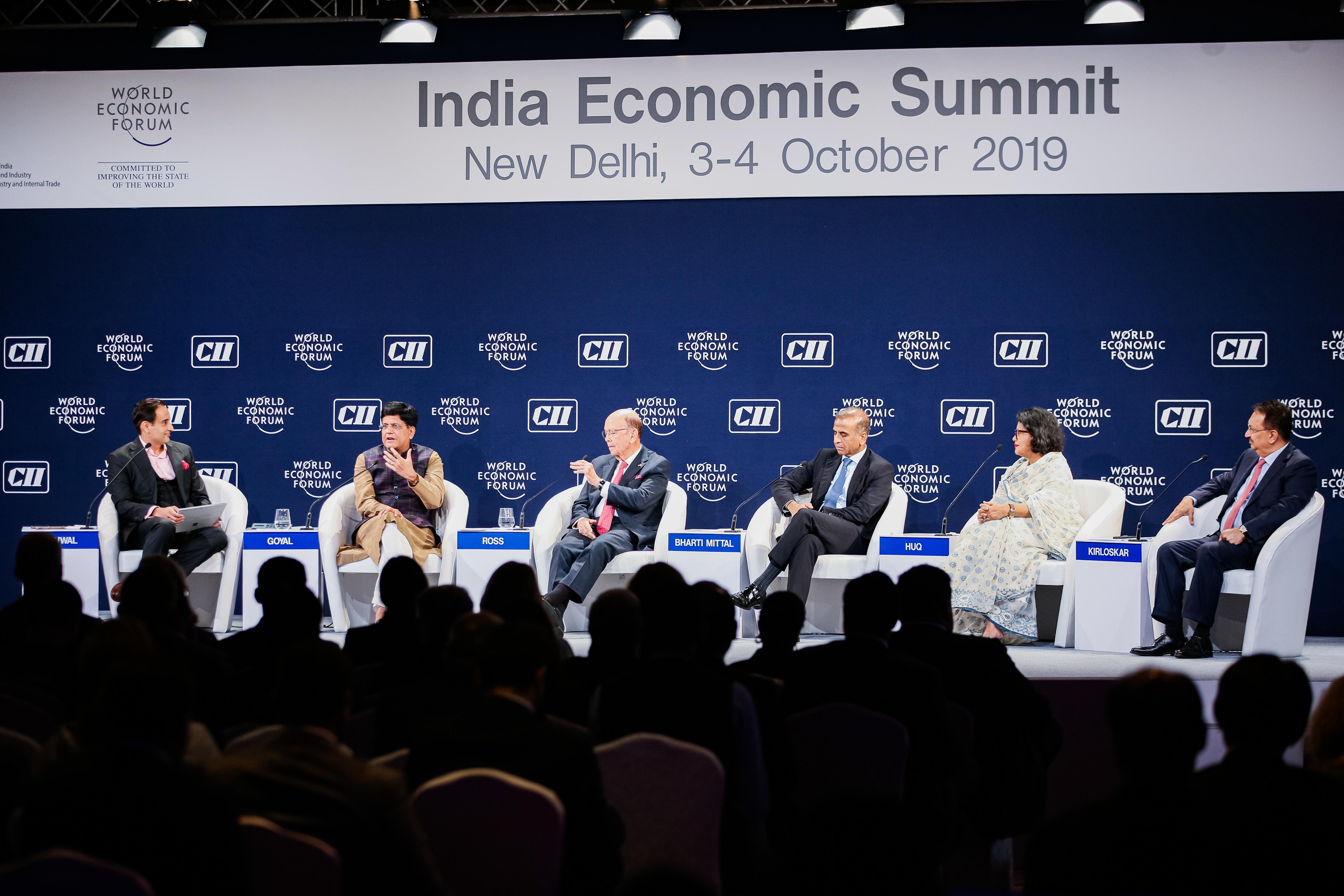 India Economic Summit | World Economic Forum