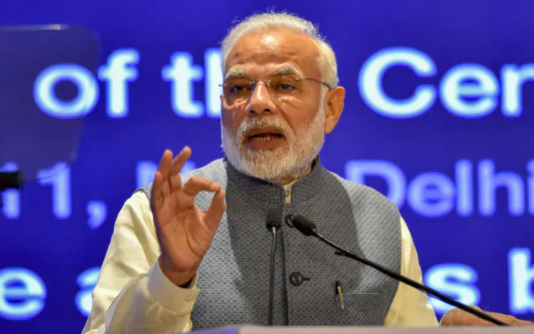 Prime Minister Narendra Modi Launched Centre for the Fourth Industrial Revolution in Delhi