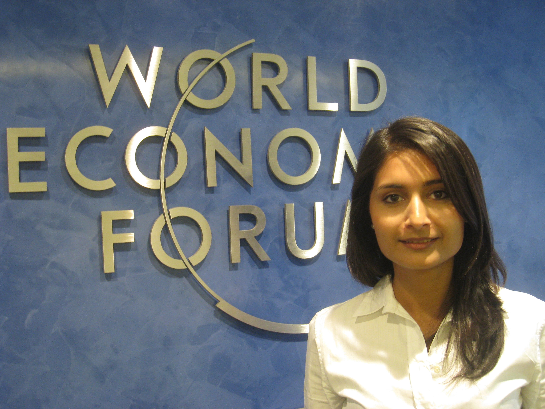 Saadia Zahidi, Director, Chief Constituent, World Economic Forum