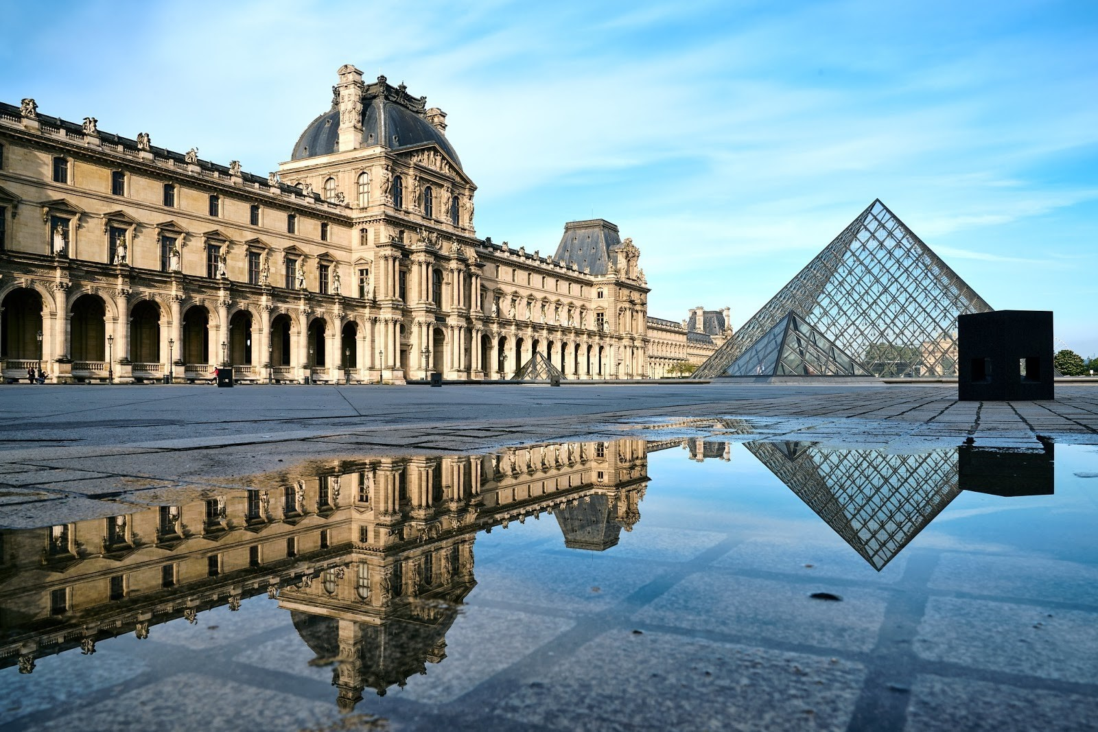 Paris – reflecting on an increase in visitor numbers