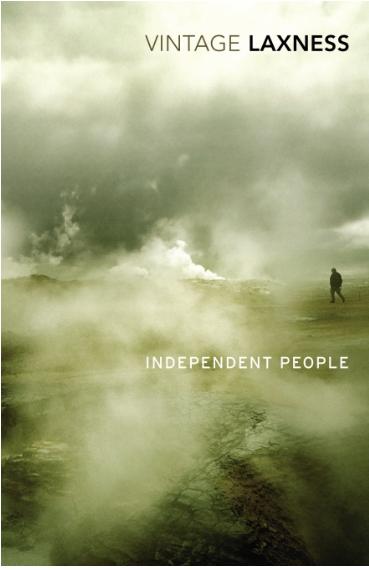 Halldor Laxness:  Independent People