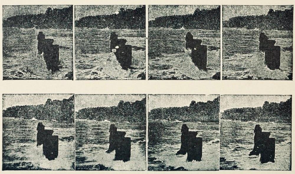 Étienne-Jules Marey's (1885) Movement.
