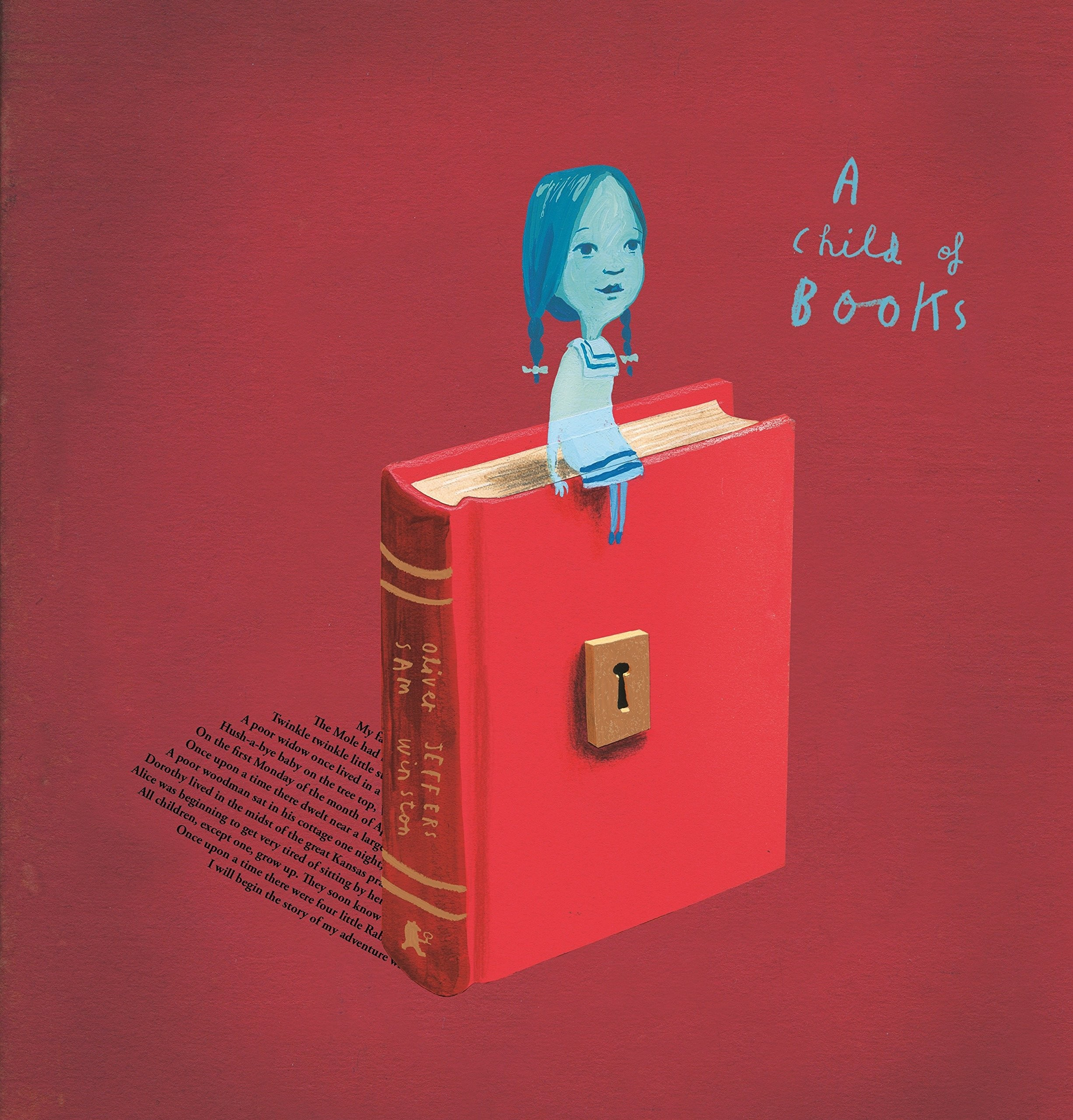 a child of books oliver jeffers celebrate reading value childhood