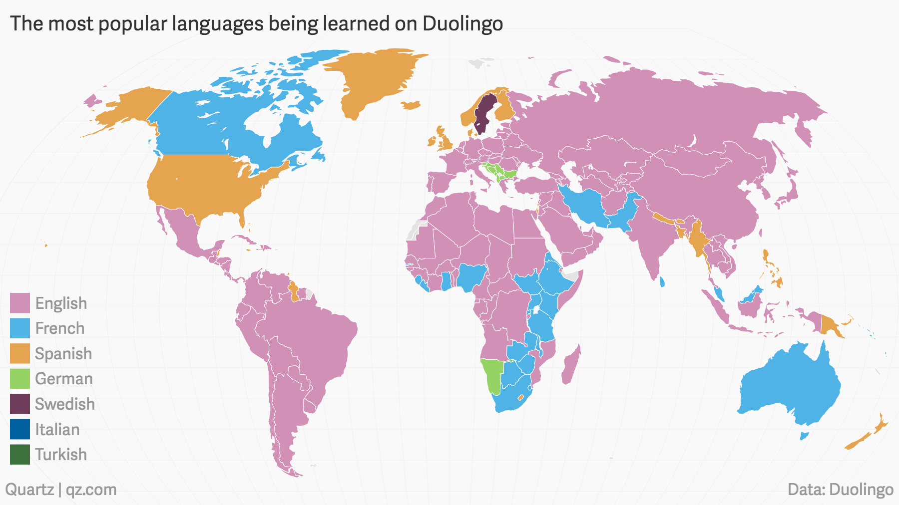 The world\'s languages captured in 6 charts | World Economic Forum