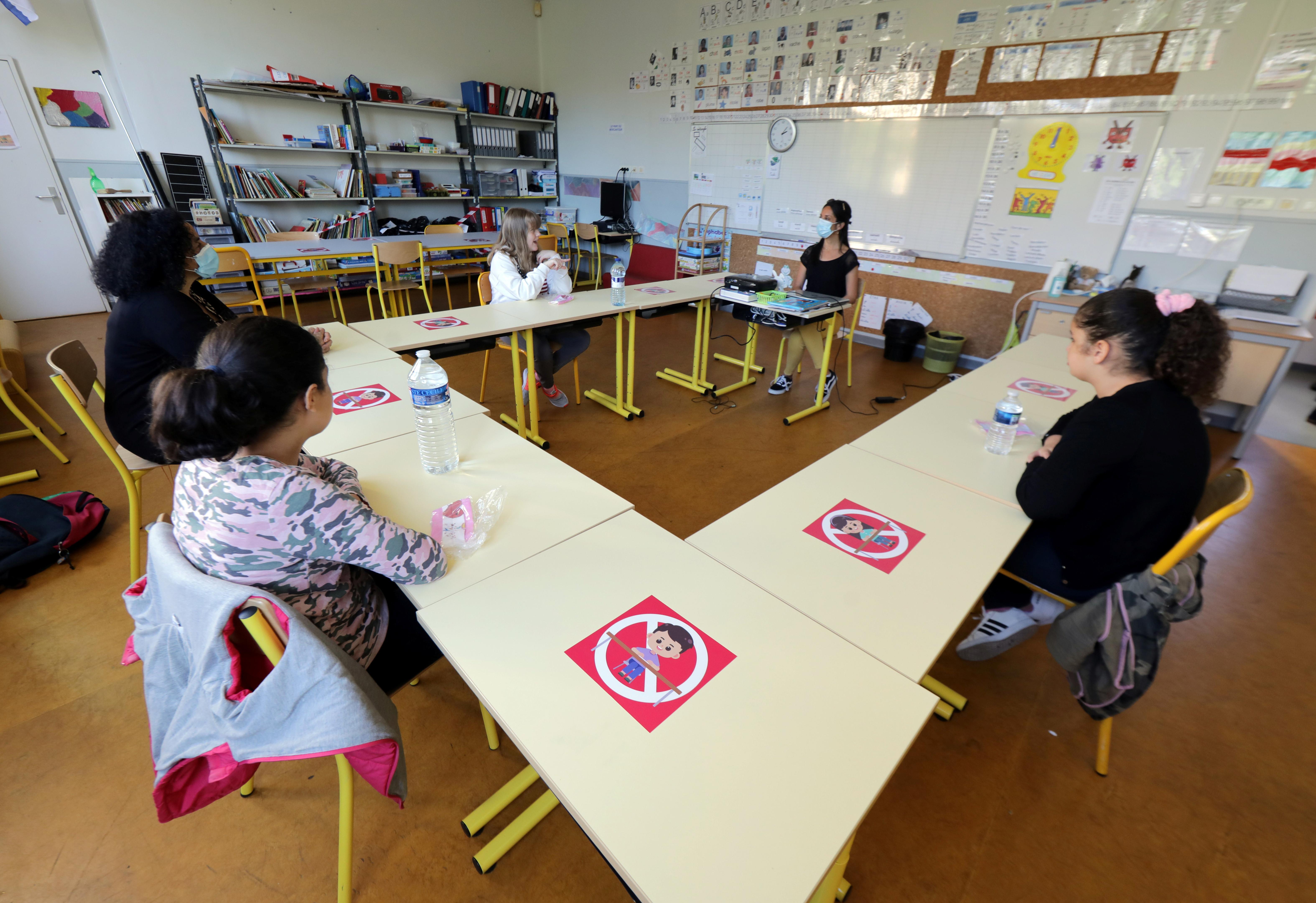 How Are Schools Reopening After The Coronavirus Lockdowns World Economic Forum